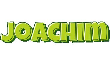 Joachim summer logo