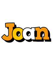 Joan cartoon logo