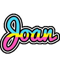 Joan circus logo