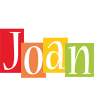 Joan colors logo
