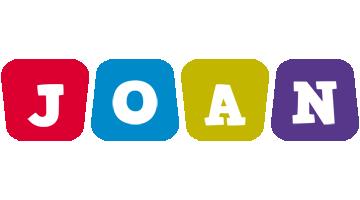 Joan daycare logo