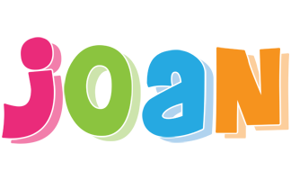 Joan friday logo