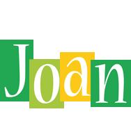 Joan lemonade logo