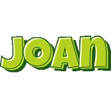 Joan summer logo