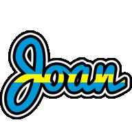 Joan sweden logo