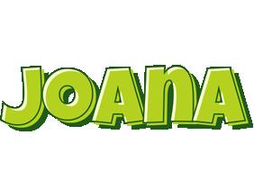 Joana summer logo