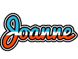 Joanne america logo