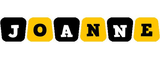 Joanne boots logo