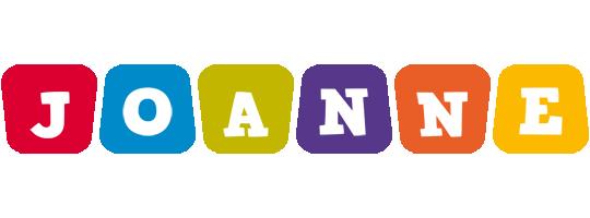 Joanne daycare logo