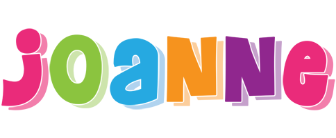 Joanne friday logo