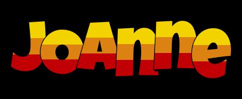 Joanne jungle logo