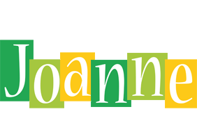 Joanne lemonade logo
