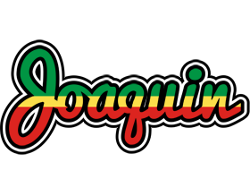 Joaquin african logo