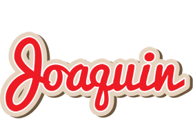 Joaquin chocolate logo