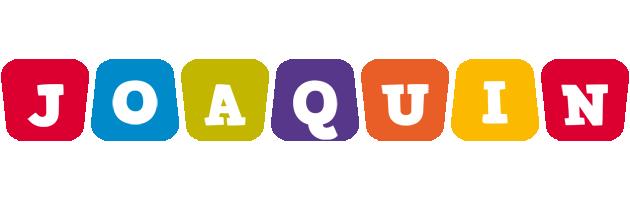 Joaquin daycare logo