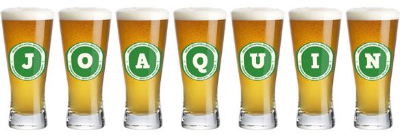 Joaquin lager logo