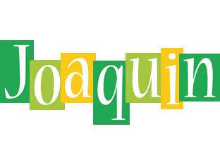 Joaquin lemonade logo