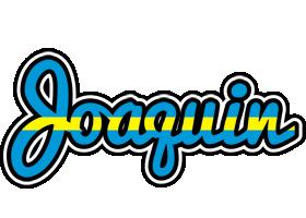 Joaquin sweden logo