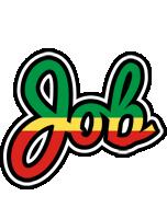 Job african logo
