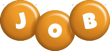 Job candy-orange logo