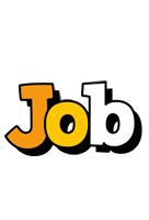 Job cartoon logo
