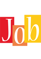 Job colors logo