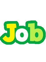 Job soccer logo