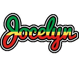 Jocelyn african logo
