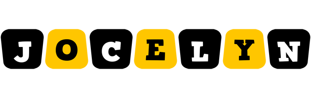 Jocelyn boots logo