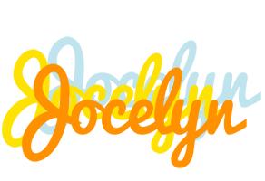 Jocelyn energy logo