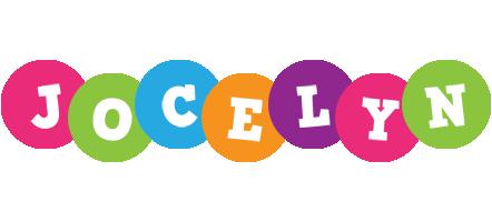 Jocelyn friends logo
