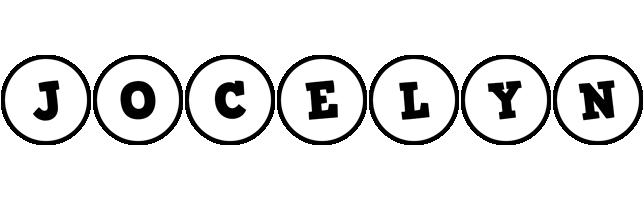 Jocelyn handy logo