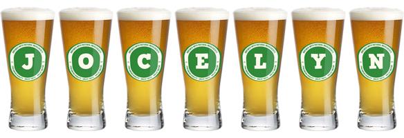 Jocelyn lager logo