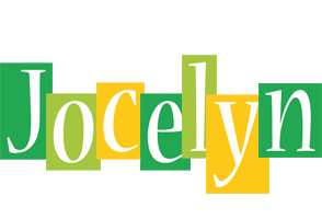 Jocelyn lemonade logo