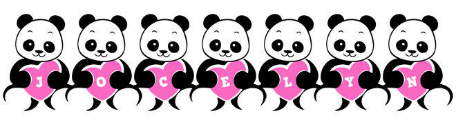 Jocelyn love-panda logo