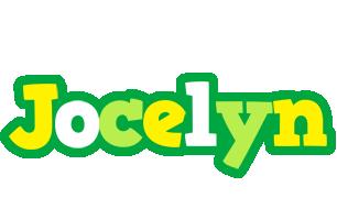 Jocelyn soccer logo