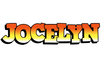 Jocelyn sunset logo