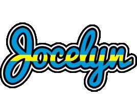 Jocelyn sweden logo