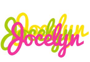 Jocelyn sweets logo