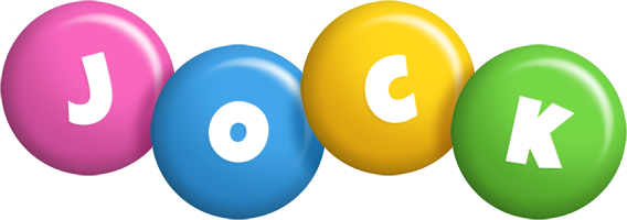 Jock candy logo