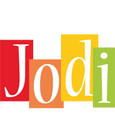 Jodi colors logo