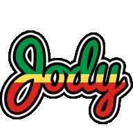 Jody african logo