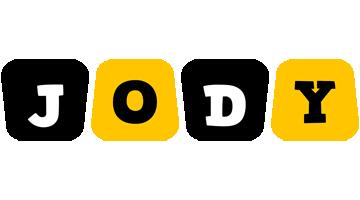 Jody boots logo