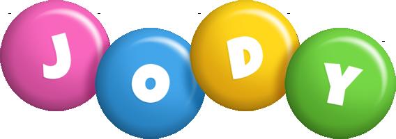 Jody candy logo