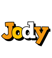 Jody cartoon logo