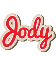 Jody chocolate logo