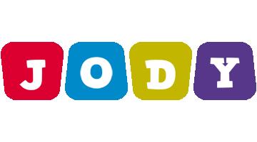 Jody daycare logo