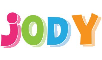 Jody friday logo