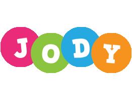 Jody friends logo