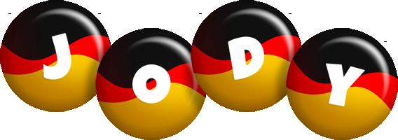 Jody german logo